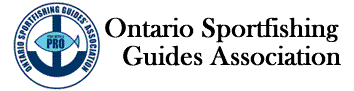 ontario sportfishing guides association logo